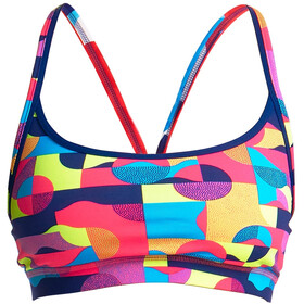Funkita Sports Top Damen mad mist